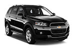 Chevrolet Captiva - National