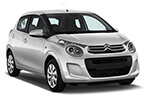 Hit rent a car Citroen C1