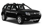 Hit rent a car Dacia Duster
