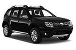 Dacia Duster - Europcar