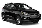 Hyundai Tucson - Goldcar