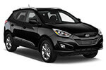 Hyundai Tucson - Rhodium