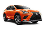 Lexus Nx200T - Enterprise