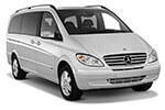 Hit rent a car Mercedes Vito