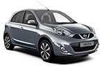 Short Car Nissan Micra