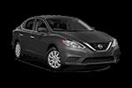 Nissan Sentra - Europcar