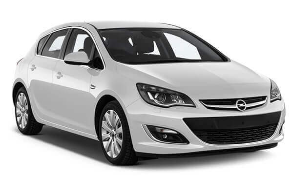 Opel Astra - National