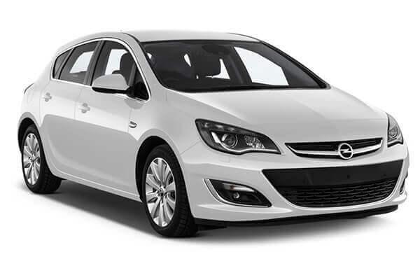 Opel Astra - Nehir