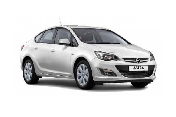 Opel Astra - Goldcar