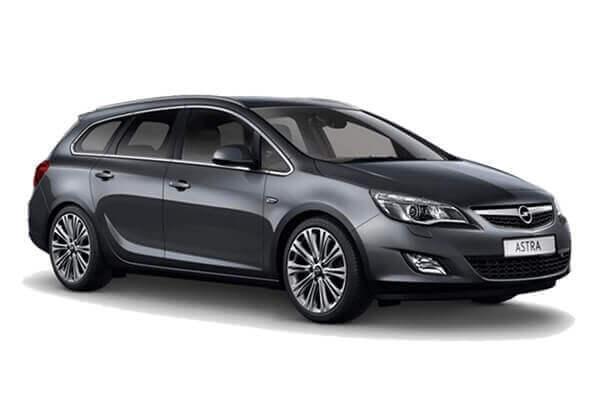 Opel Astra - Alamo