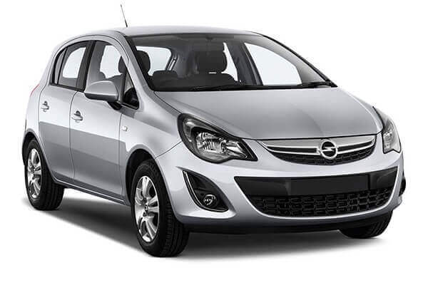 National Opel Corsa