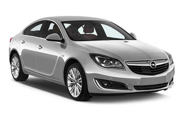 Opel Insignia - National