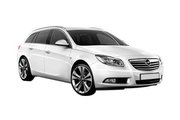 National Opel Insignia