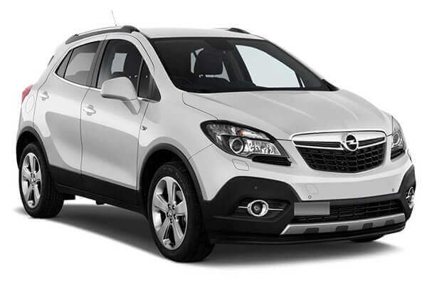 Opel Mokka - Goldcar