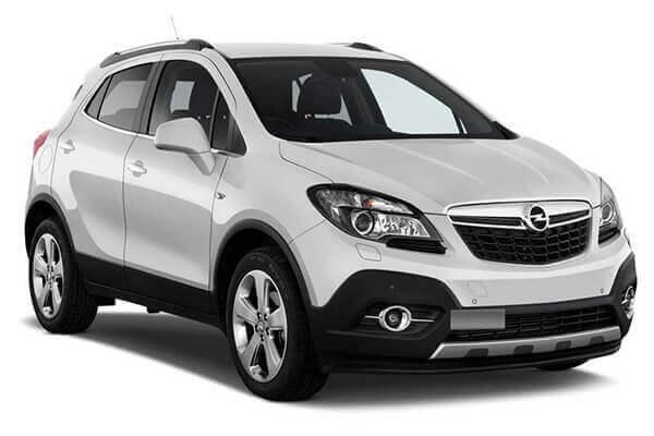 Opel Mokka - Nokta