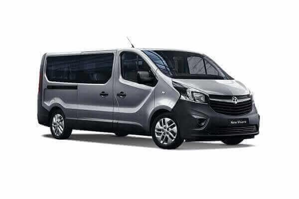 Opel Vivaro - Alamo