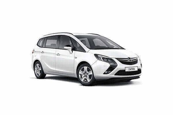 Opel Zafira - Alamo