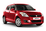 Suzuki Swift - Short Car