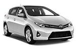 Toyota Auris - Alamo